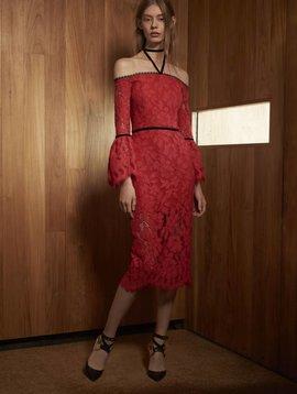 Alexis Odette Off Shoulder Dress
