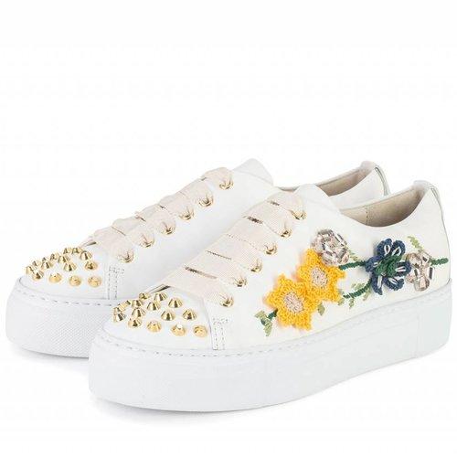 AGL Pale Ecru Sneakers
