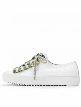 AGL Lace Up Softy Pop Sneakers