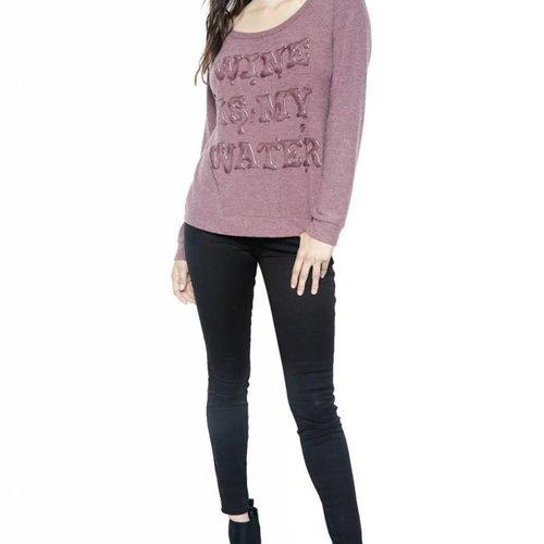 Lauren Moshi Brenna Long Sleeve Pullover