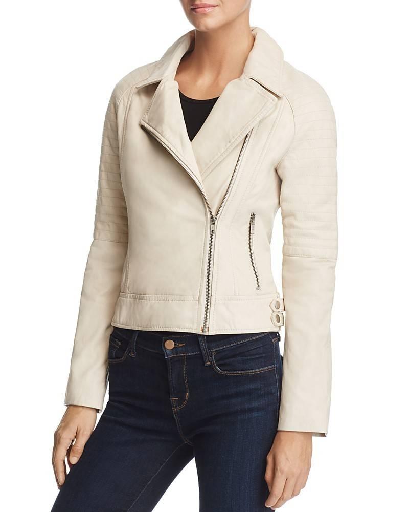 BB Dakota Stafford Leather Jacket