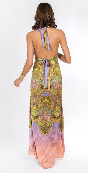Trisha Paterson Byzantium Long Dress