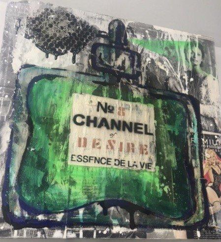 SOUP ART CHANNEL 50X50