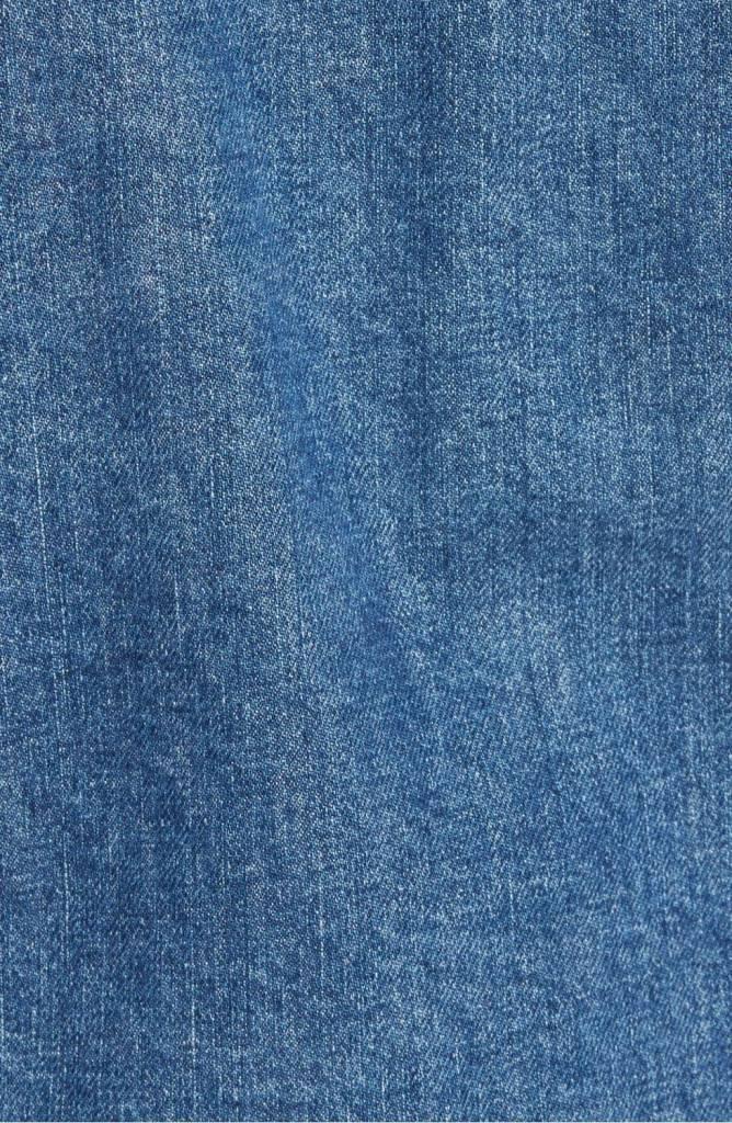 Hudson Garrison Cropped Jacket in Continuum
