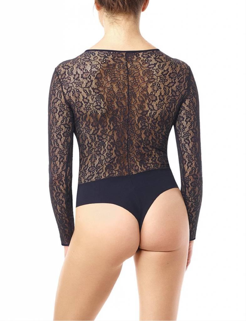 Commando Floral Lace Bodysuit