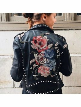 Blank NYC Jacket Budding Romance