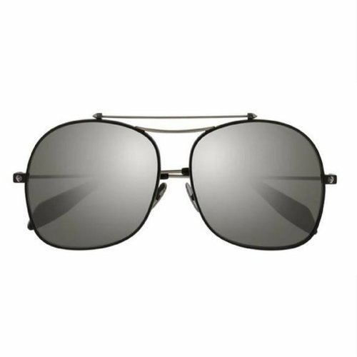 Alexande McQueen Sunglasses Metal AM0088S 002