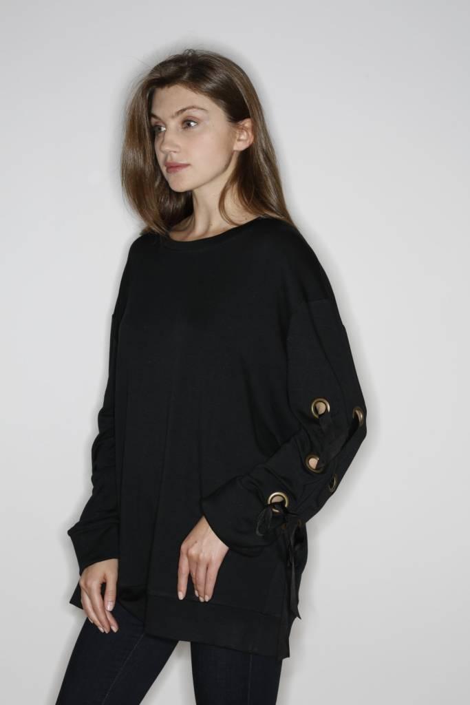 Drew Ramona Top in Black