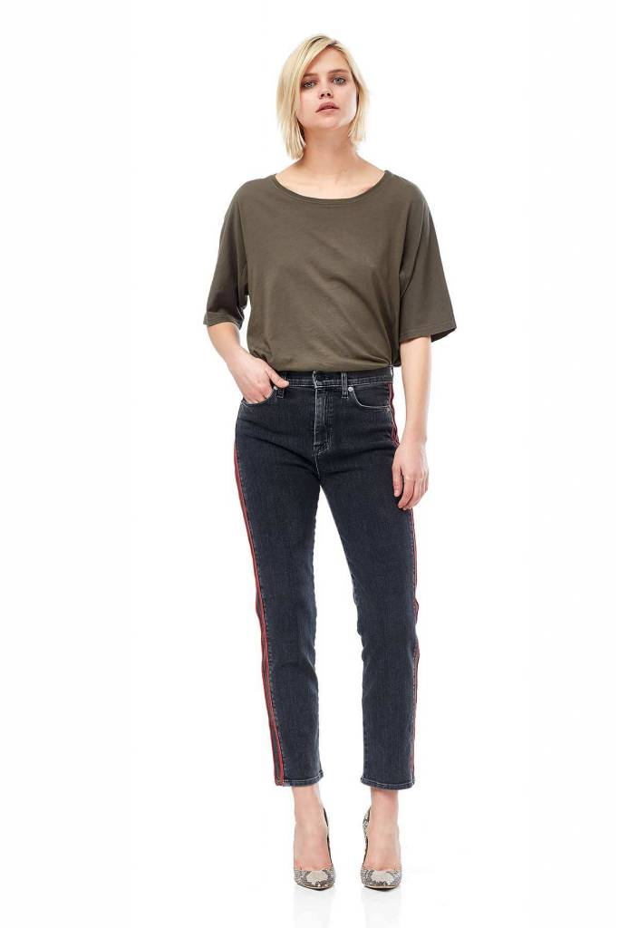 Hudson Zoeey Straight Jeans