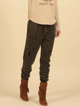 Vintage Haviana Washed Ripped Sweatpants