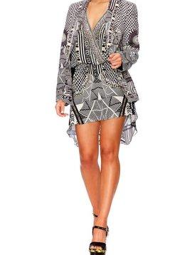 Camilla Single Breasted Blazer