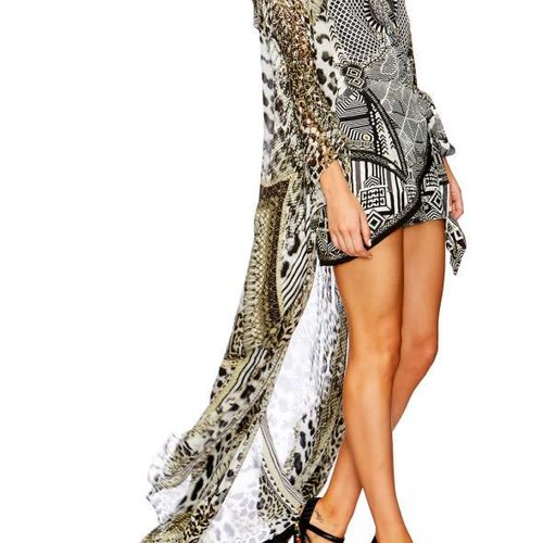 Camilla Oversized Robe