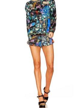 Camilla Oversized Sweater W/ Cuff