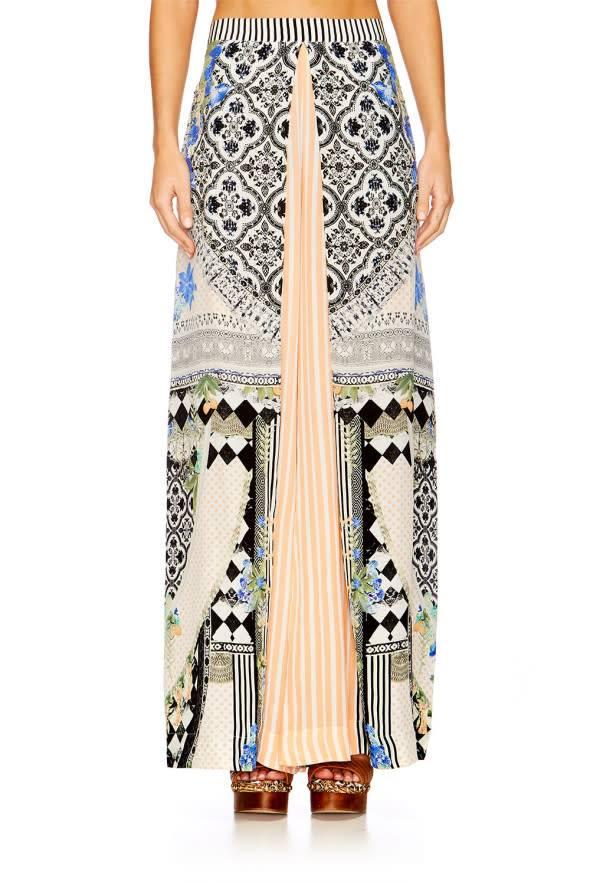 Camilla Oversized Pleat Pant