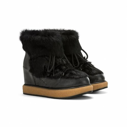 Paloma Barcelo Kansas Black Boots