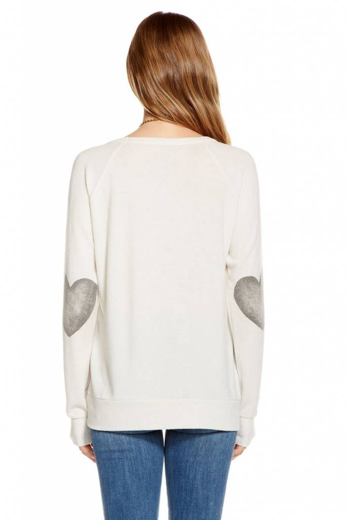 Chaser Love Knit Long Sleeve Pullover