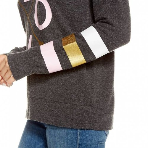 Chaser Love Knit Arrows Pullover