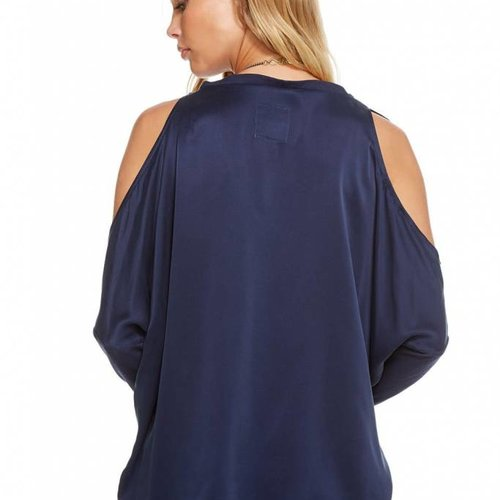Chaser Silk Charmeuse V Neck