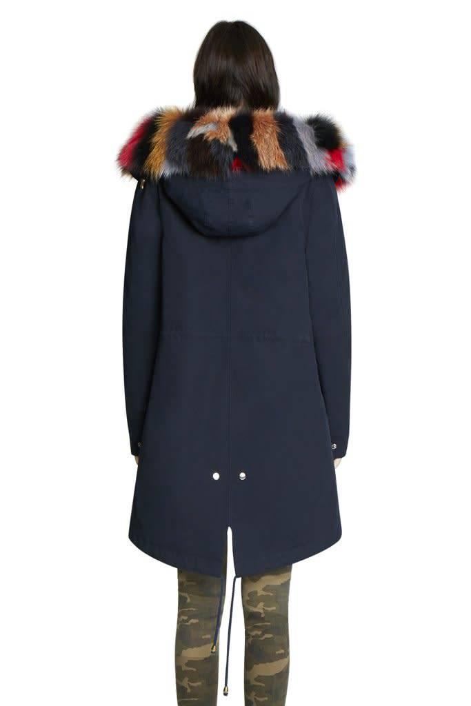 Jocelyn Fabric Duffle Coat