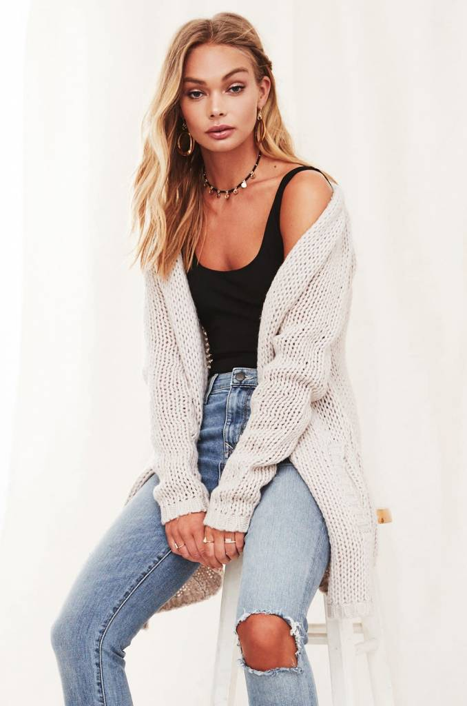 Lovers + Friends Locali Cardigan