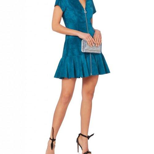 Alexis Jaelyn Suede Dress
