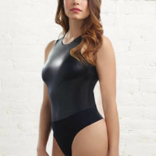 Commando Faux Leather Body Suit