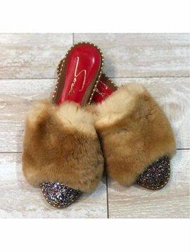 Sorelli Fur Slides