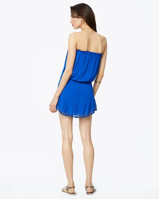 Ramy Brook Marcie Dress in Azure