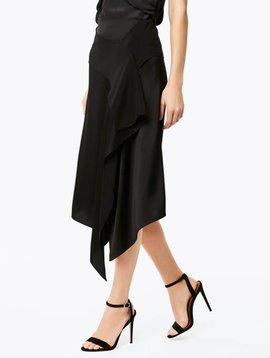 Ramy Brook Melinda Skirt in Black
