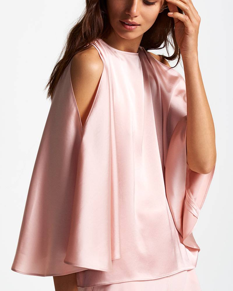 Ramy Brook Tiffany Top in BLUSH