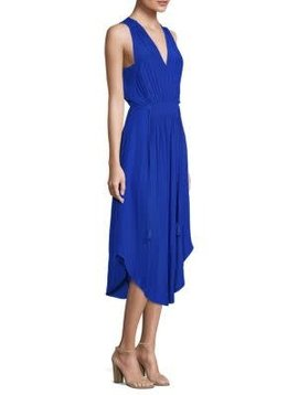 Ramy Brook Hailey Dress in Capri Blue
