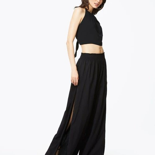 Ramy Brook Denys Black Top