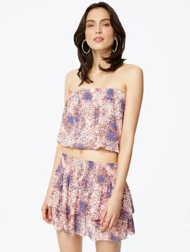 Ramy Brook Printed Yanni Top