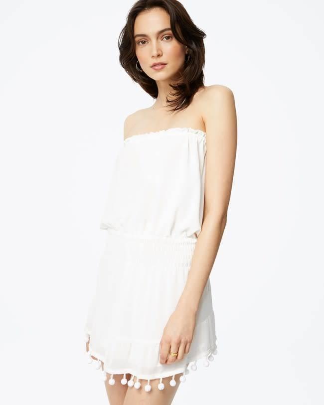 Ramy Brook Marcie Dress in White