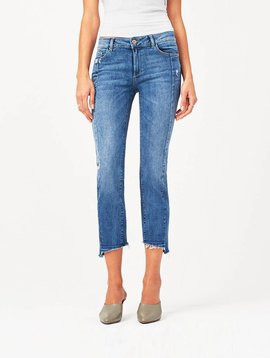 DL1961 Mara Straight Ankle Jeans