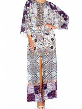 Camilla Split Pocket Dress in Tales of Tatiana