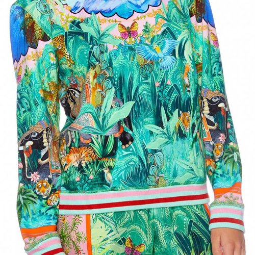 Camilla Round Neck Sweater
