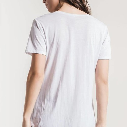 Z SUPPLY The Pocket Tee White