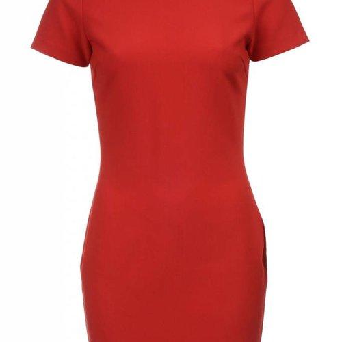 Likely Manhattan Dress in Scarlet