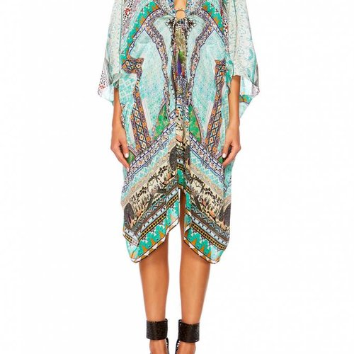 Camilla Kaftan with Hardwear in The King And I
