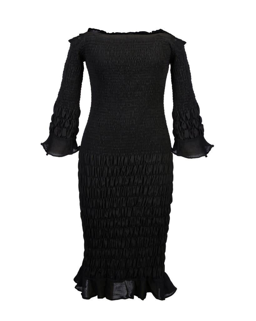 Karma For A Cure Bellagio Off Shoulder Dress