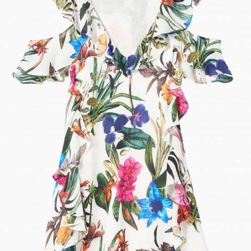 PARKER Glory Dress in PORTAFINO