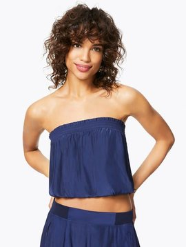 Ramy Brook Ramy Brook Jonah Top in Navy