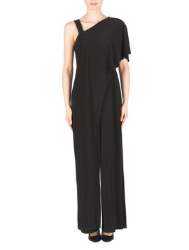 Joseph Ribkoff LDS One Shoulder Jumpsuit