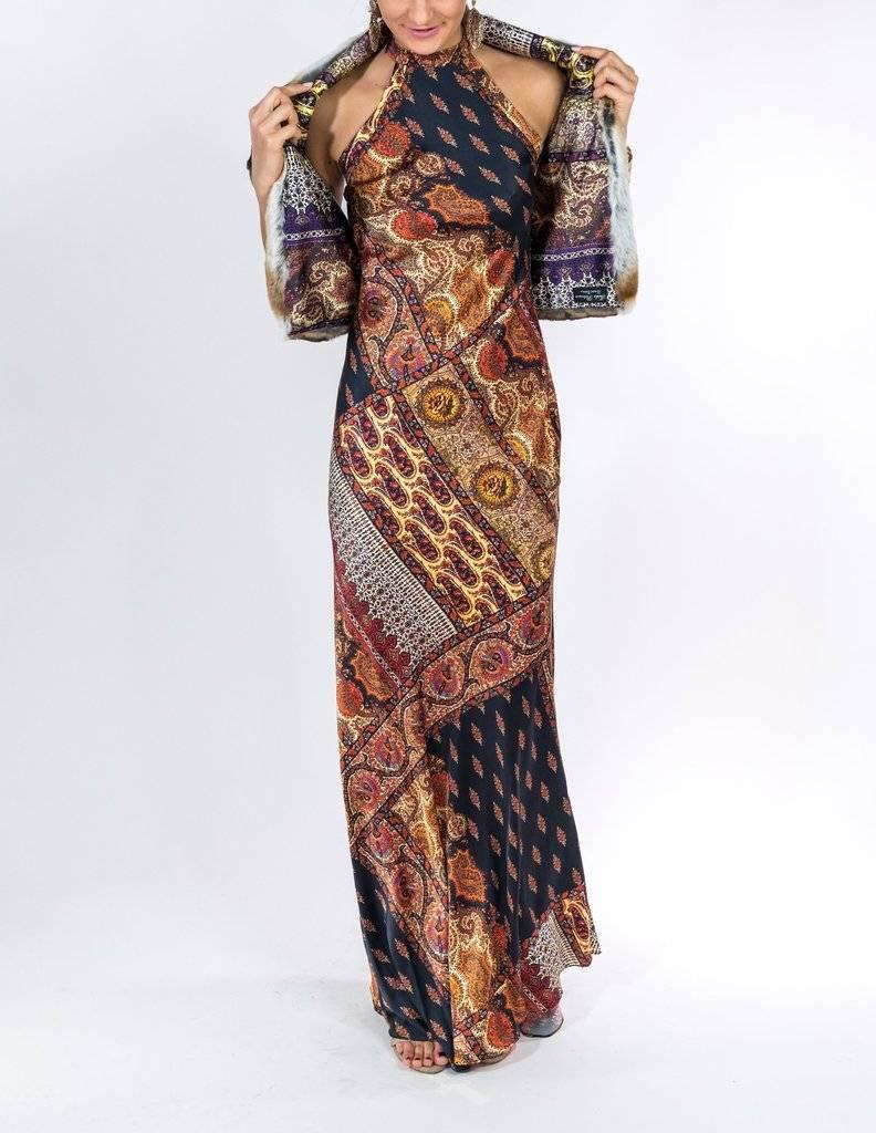 Trisha Paterson Pasha Red Dress