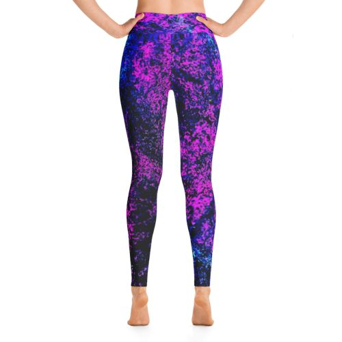 MARCO SANTINI All Over Yoga Leggings