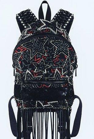 Blakus Red Sirius Large Backpack
