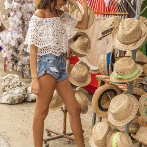 Miss June Top Aruba
