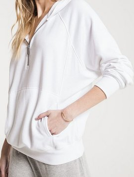 Z SUPPLY The Half Zip Pullover