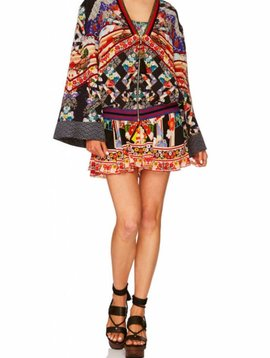 Camilla Wide Sleeve Bomber
